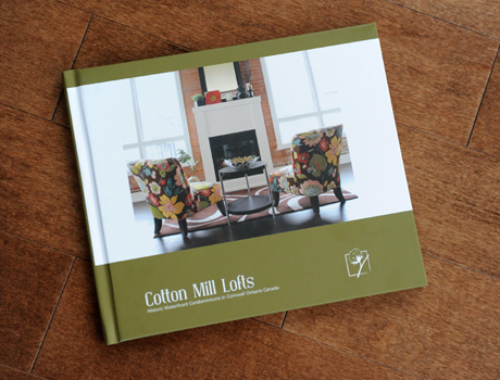 Book - Cotton Mill Lofts